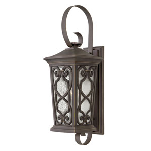 Enzo Oil Rubbed Bronze Outdoor Wall Mount