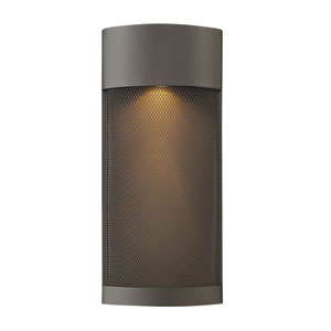 Aria Buckeye Bronze Outdoor Wall Mount