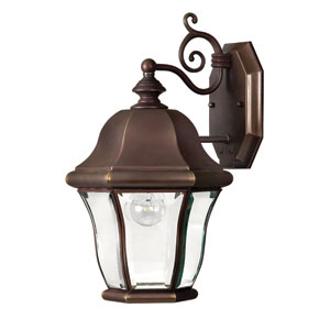 Monticello Small Outdoor Wall Mount