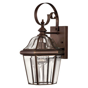 Augusta Small Outdoor Wall Mount