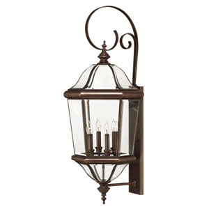Augusta Extra-Large Outdoor Wall Mount