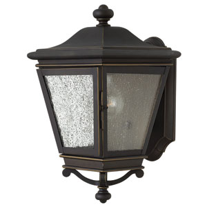 Lincoln Oil Rubbed Bronze One-Light Outdoor Wall Sconce