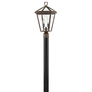 Alford Place Oil Rubbed Bronze Outdoor Post Mount