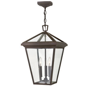 Alford Place Oil Rubbed Bronze Outdoor Pendant