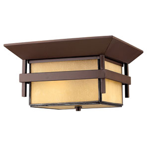 Harbor Outdoor Flush Ceiling Light