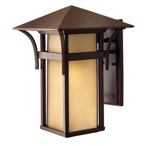 Harbor Large LED Outdoor Wall Mount