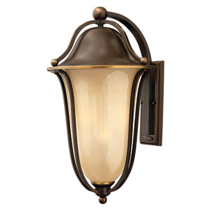 Bolla Olde Bronze Two-Light LED Outdoor Wall Sconce