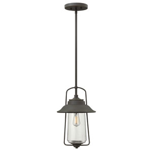 Belden Place Oil Rubbed Bronze One-Light Outdoor Pendant