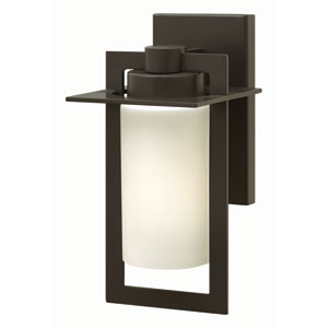 Colfax Bronze 6-Inch One-Light Outdoor Wall Mounted