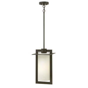 Colfax Bronze 19-Inch One-Light Outdoor Pendant