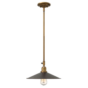 Elliot Regency Bronze One-Light Pendant