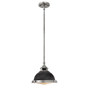 Amelia Aged Zinc One-Light Pendant