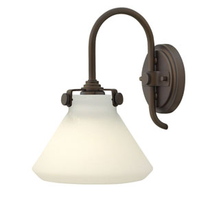 Congress Oil Rubbed Bronze One-Light Sconce