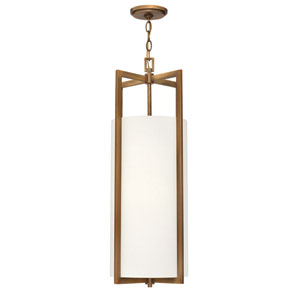 Hampton Brushed Bronze Pendant