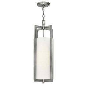 Hampton Antique Nickel Mini-Pendant