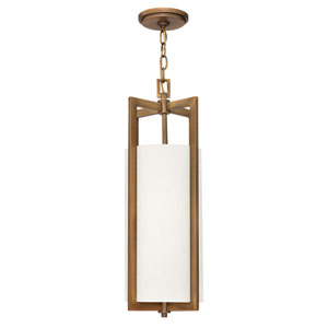 Hampton Brushed Bronze Mini-Pendant