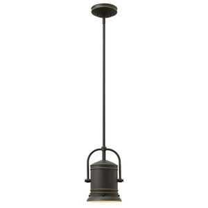 Pullman Oil Rubbed Bronze One-Light Mini Pendant