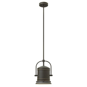 Pullman Oil Rubbed Bronze One-Light Pendant