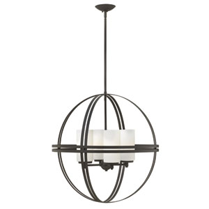 Atrium Bronze 26-Inch Four Light Pendant