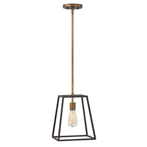 Fulton Bronze One-Light Pendant