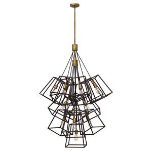 Fulton Bronze 13-Light Pendant