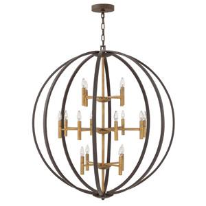 Euclid Spanish Bronze Pendant
