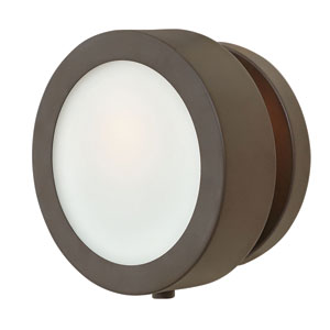 Mercer Oil Rubbed Bronze Wall Sconce