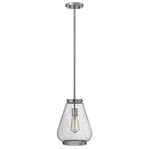 Finley Chrome One-Light Mini Pendant