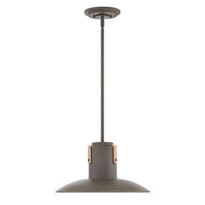 Billie Oil Rubbed Bronze One-Light Pendant