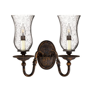 Rockford Two-Light Wall Sconce