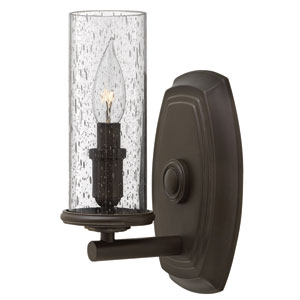 Dakota Oil Rubbed Bronze One-Light Wall Sconce