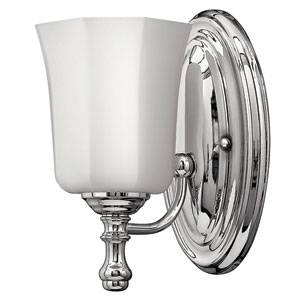 Shelly One-Light Bath Fixture