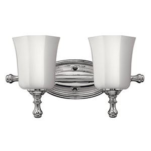Shelly Two-Light Bath Fixture