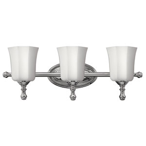 Shelly Three-Light Bath Fixture