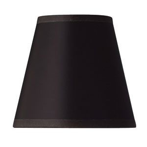 Black Clip-On Shade
