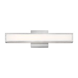 Alto Brushed Nickel 18-Inch LED Bath Light