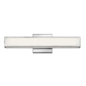 Alto Chrome 18-Inch LED Bath Light