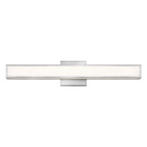 Alto Brushed Nickel 24-Inch LED Bath Light