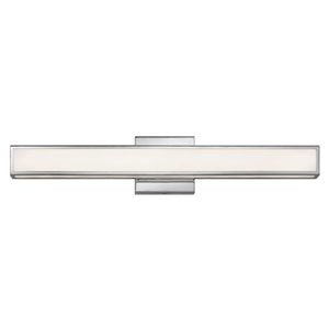 Alto Chrome 24-Inch LED Bath Light