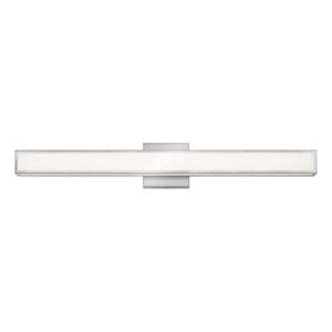 Alto Brushed Nickel LED Bath Light