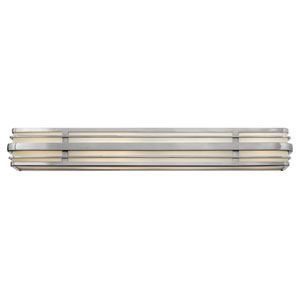 Winton Brushed Nickel Six-Light LED Bath Vanity