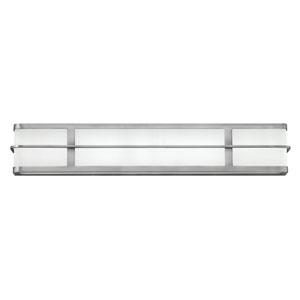 Fairlane Brushed Nickel LED Bath Strip