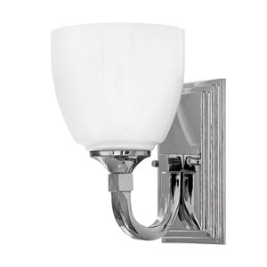 Faye Chrome Bath Sconce