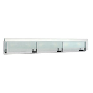 Latitude Brushed Nickel 5.5-Inch Bath Light