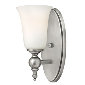 Yorktown Antique Nickel Bathroom Light