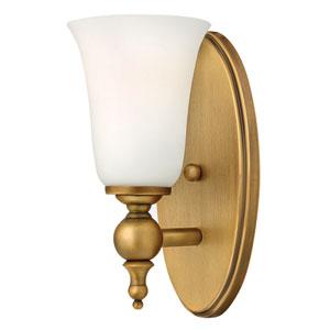Yorktown Bronze Bathroom Light