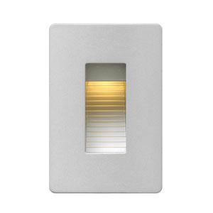 Luna Titanium Line Voltage 3-Inch LED Landscape Deck Light