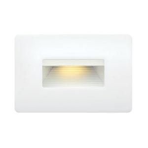 Luna Titanium Line Voltage 4.5-Inch LED Landscape Deck Light