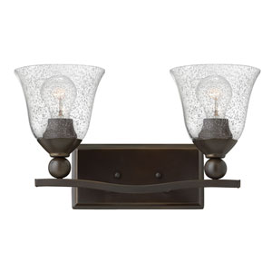 Bolla Olde Bronze Two-Light Vanity