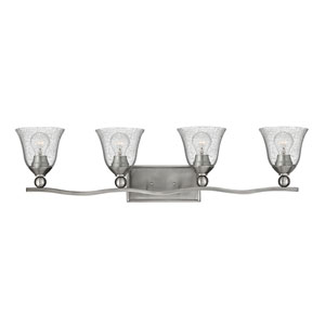 Bolla Brushed Nickel Four-Light Vanity